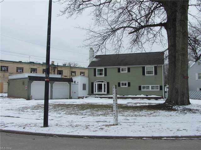 1630 Sunset Drive NE, Warren, OH 44483 (MLS #4258483) :: TG Real Estate