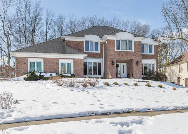 17707 Brick Mill Run, Strongsville, OH 44136 (MLS #4258486) :: The Holden Agency