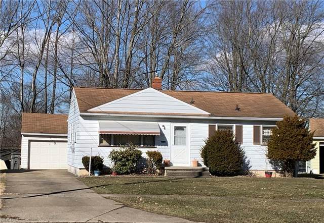 3328 Quentin Drive, Youngstown, OH 44511 (MLS #4258496) :: Keller Williams Legacy Group Realty
