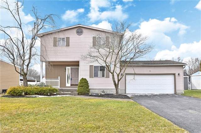 1764 Arbor Drive, Mineral Ridge, OH 44440 (MLS #4258500) :: TG Real Estate