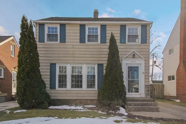 14711 Delaware Avenue, Lakewood, OH 44107 (MLS #4258503) :: The Art of Real Estate