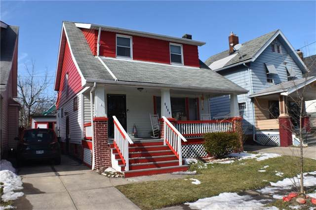 3422 W 90th Street, Cleveland, OH 44102 (MLS #4258507) :: RE/MAX Trends Realty