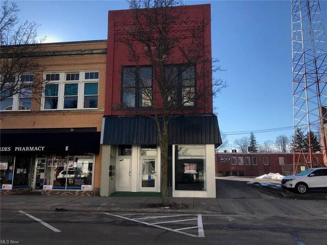 247 Main Street, Conneaut, OH 44030 (MLS #4258521) :: The Holden Agency