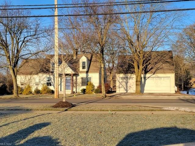 464 Park Avenue SE, Bolivar, OH 44612 (MLS #4258522) :: Tammy Grogan and Associates at Cutler Real Estate