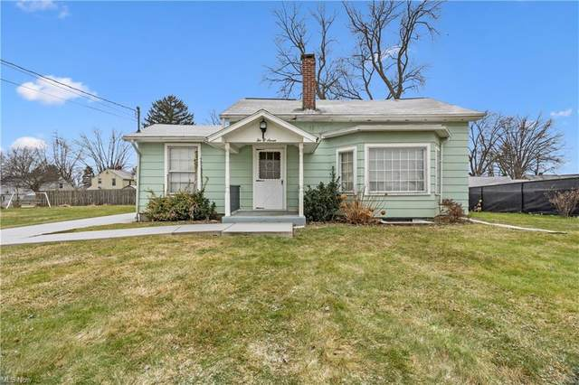 207 Westland Avenue SW, Massillon, OH 44646 (MLS #4258525) :: The Holden Agency