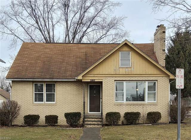 280 E 4th Street E, Salem, OH 44460 (MLS #4258558) :: The Holly Ritchie Team