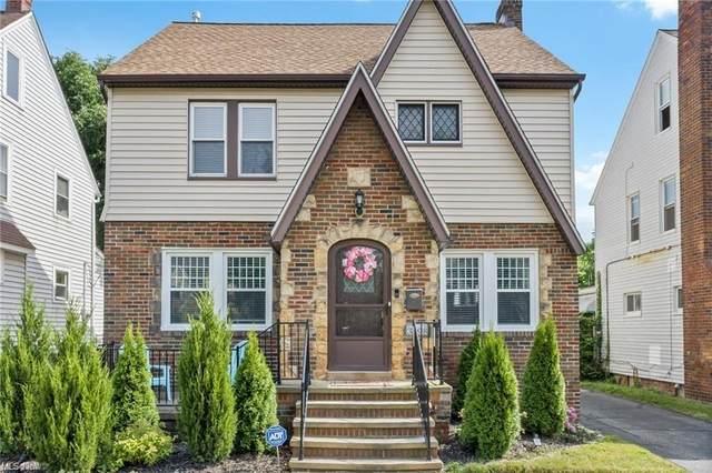 3598 Cedarbrook Road, University Heights, OH 44118 (MLS #4258583) :: RE/MAX Trends Realty