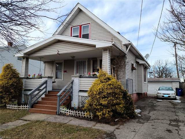 19901 Pawnee Avenue, Cleveland, OH 44119 (MLS #4258587) :: The Art of Real Estate