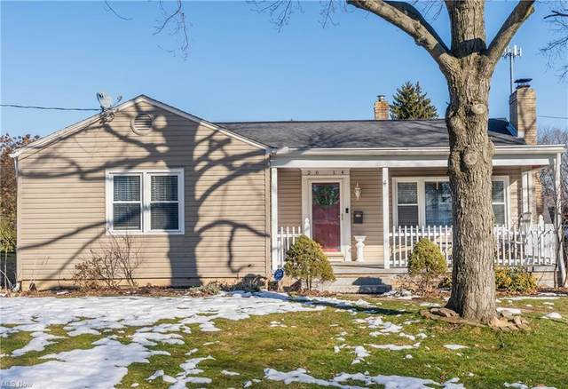 2614 Demington Avenue NW, Canton, OH 44708 (MLS #4258604) :: The Holly Ritchie Team