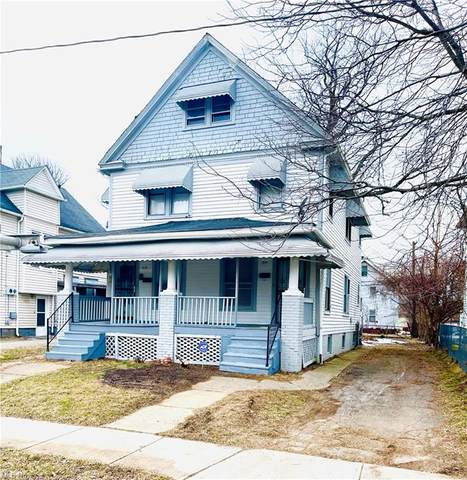 626 E 125th Street, Cleveland, OH 44108 (MLS #4258605) :: TG Real Estate