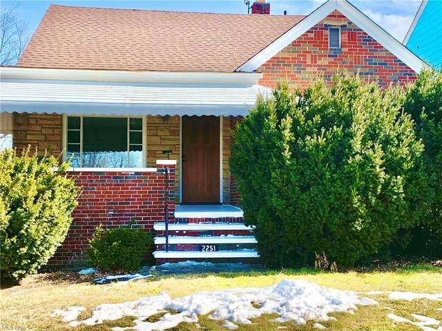 2251 Oberlin Avenue, Lorain, OH 44052 (MLS #4258621) :: RE/MAX Trends Realty