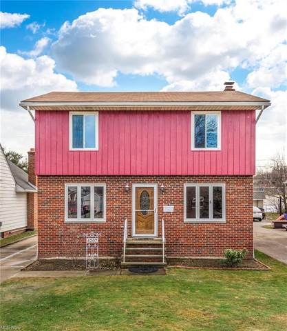 4207 Fruitland Drive, Parma, OH 44134 (MLS #4258643) :: The Holly Ritchie Team