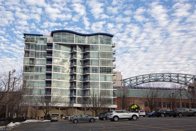 1237 Washington Avenue #801, Cleveland, OH 44113 (MLS #4258668) :: The Holden Agency