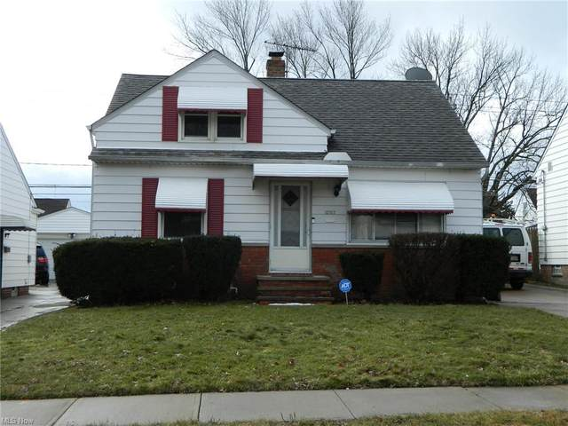15912 Northwood Avenue, Maple Heights, OH 44137 (MLS #4258676) :: The Art of Real Estate