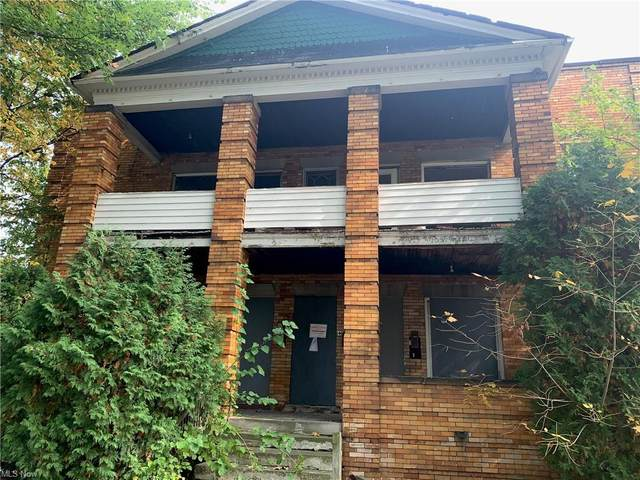 509 E 117 Street, Cleveland, OH 44108 (MLS #4258682) :: Krch Realty