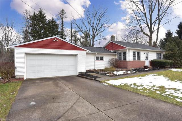 2077 Darnell Drive, Akron, OH 44319 (MLS #4258703) :: RE/MAX Edge Realty