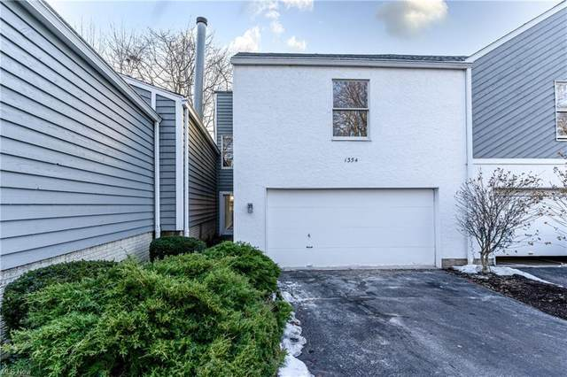1354 Patti Park Drive #62, Westlake, OH 44145 (MLS #4258733) :: The Art of Real Estate