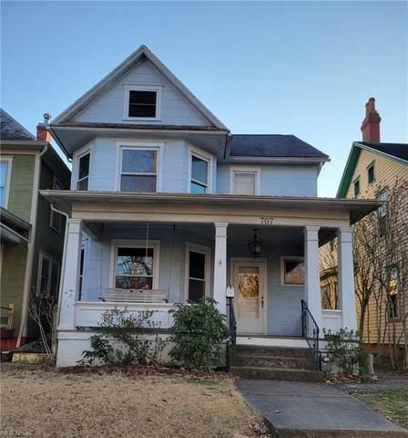 707 2nd Street, Marietta, OH 45750 (MLS #4258738) :: Keller Williams Chervenic Realty