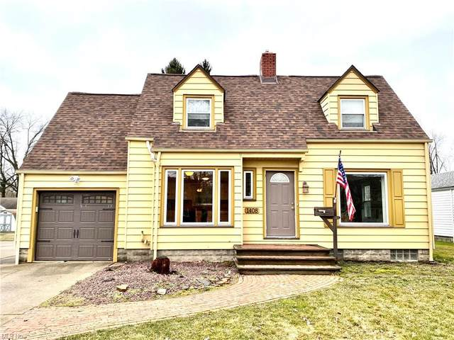 1408 Kensington Street NW, Warren, OH 44485 (MLS #4258751) :: Keller Williams Legacy Group Realty