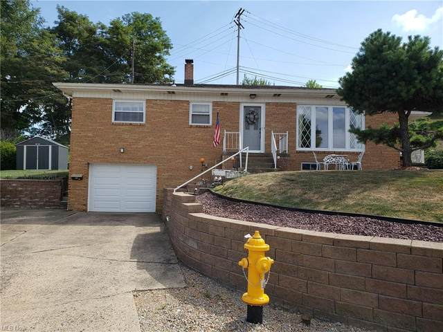 3145 Crestline Drive, Steubenville, OH 43952 (MLS #4258775) :: RE/MAX Edge Realty