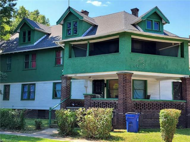 462 Cleveland Road, Cleveland, OH 44108 (MLS #4258787) :: The Art of Real Estate