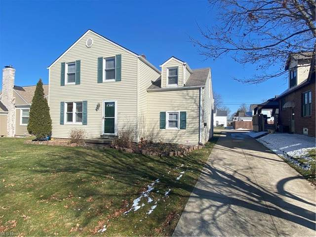 356 Montrose Avenue NW, Canton, OH 44708 (MLS #4258793) :: Tammy Grogan and Associates at Cutler Real Estate