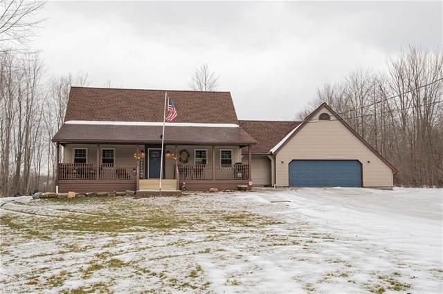 384 Secrist Lane, Girard, OH 44420 (MLS #4258929) :: TG Real Estate
