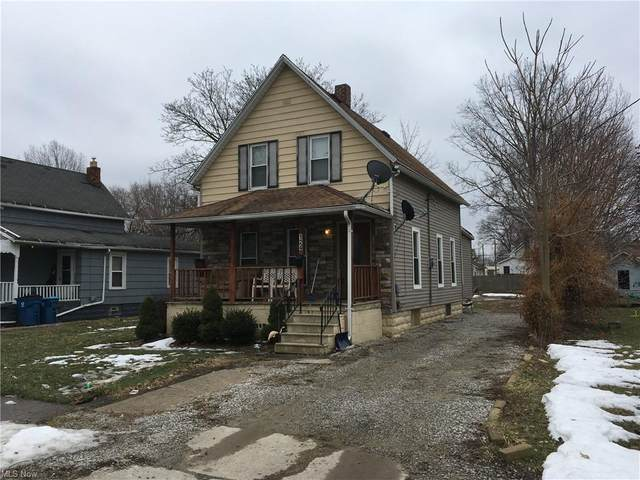 124 E 32nd Street, Lorain, OH 44055 (MLS #4258974) :: The Holly Ritchie Team