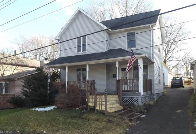 63 Spring Street, Hubbard, OH 44425 (MLS #4258978) :: TG Real Estate