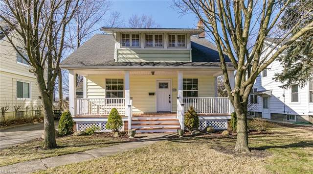 120 Noble Beach Drive, Euclid, OH 44123 (MLS #4259026) :: RE/MAX Trends Realty