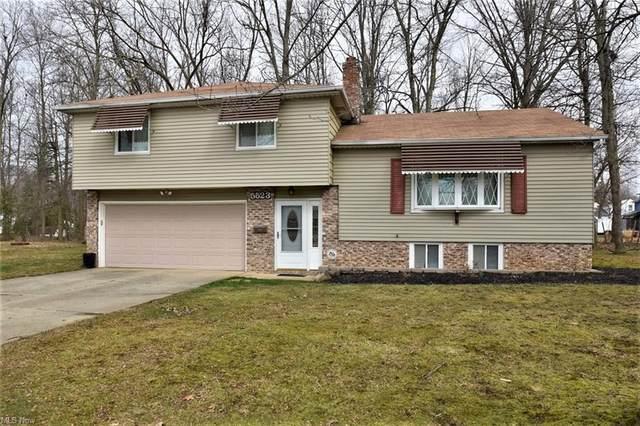 5523 Meadow Wood Boulevard, Lyndhurst, OH 44124 (MLS #4259055) :: Select Properties Realty
