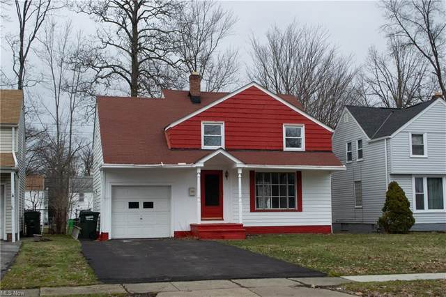 19509 Shakerwood Road, Warrensville Heights, OH 44122 (MLS #4259069) :: The Holden Agency