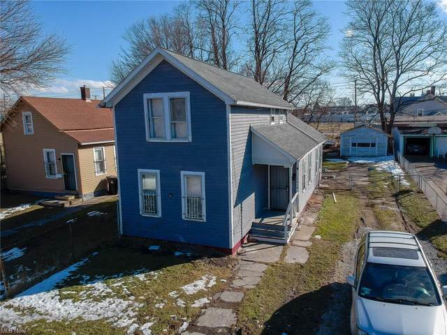 6610 Consul Avenue, Cleveland, OH 44127 (MLS #4259095) :: The Holly Ritchie Team