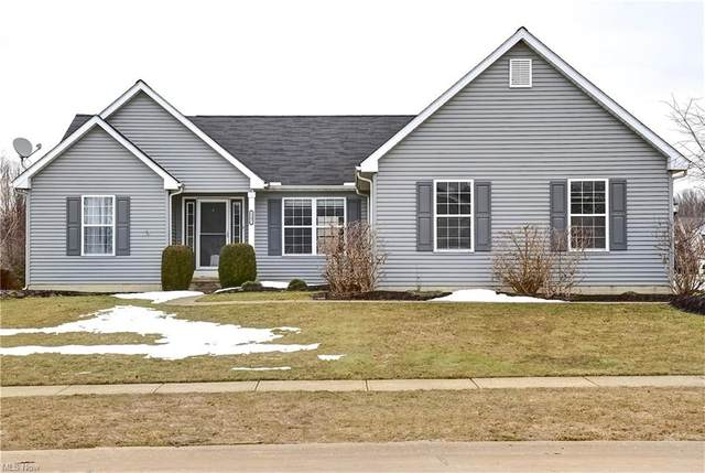 5197 Windsor Drive, North Ridgeville, OH 44039 (MLS #4259195) :: RE/MAX Edge Realty