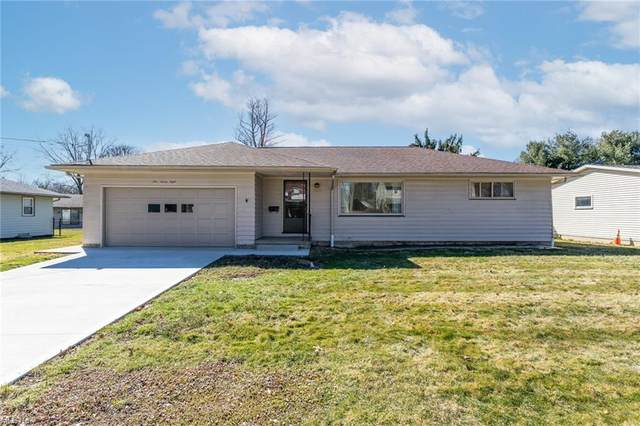 128 Phillips Avenue, Niles, OH 44446 (MLS #4259201) :: RE/MAX Trends Realty