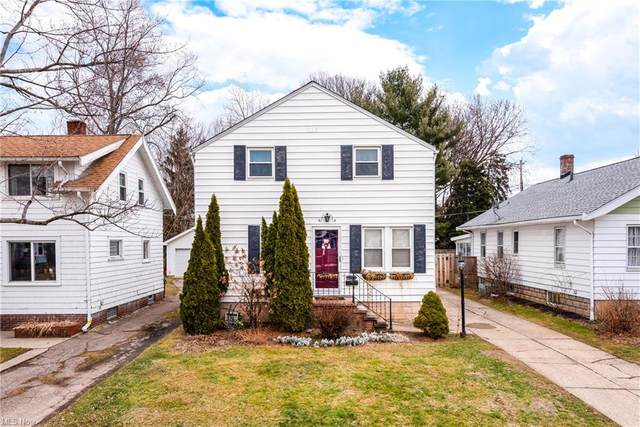 1525 Bidwell Avenue, Rocky River, OH 44116 (MLS #4259365) :: The Art of Real Estate