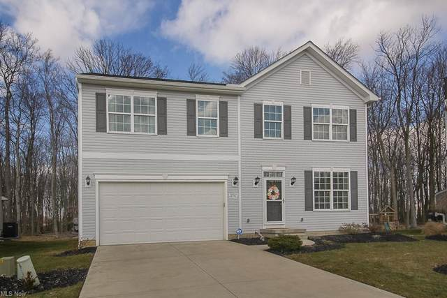 12061 Edgehill Oval, Strongsville, OH 44149 (MLS #4259373) :: The Art of Real Estate
