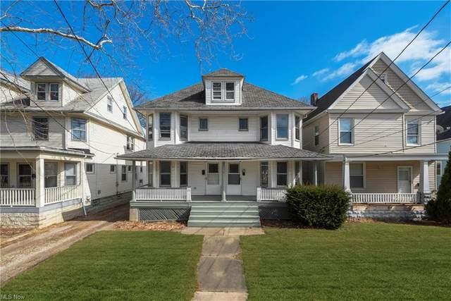 1375 Cove Avenue, Lakewood, OH 44107 (MLS #4259376) :: The Art of Real Estate
