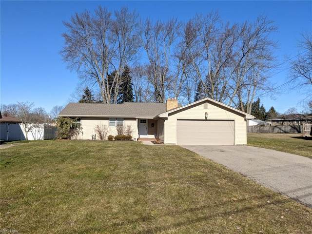 3920 Ayrshire Drive, Youngstown, OH 44511 (MLS #4259416) :: RE/MAX Trends Realty