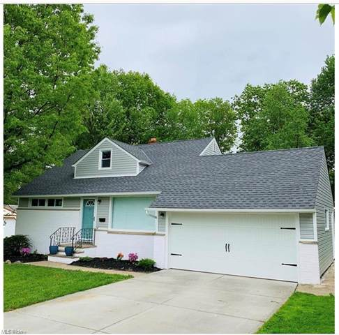 1751 Skyline Drive, Richmond Heights, OH 44143 (MLS #4259420) :: Select Properties Realty