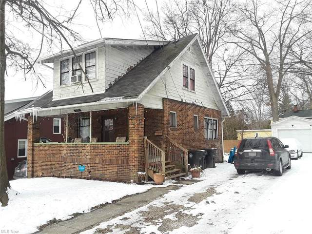689 Harrison Avenue, Akron, OH 44314 (MLS #4259422) :: The Crockett Team, Howard Hanna