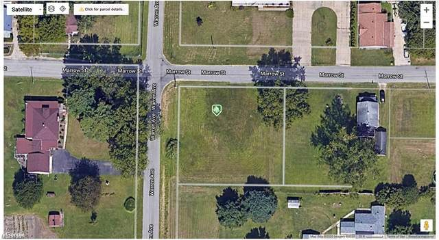1744 Marrow Street, Akron, OH 44320 (MLS #4259493) :: Keller Williams Chervenic Realty