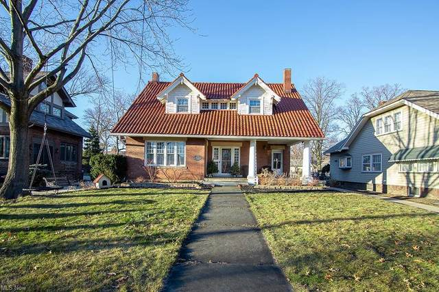 13942 Clifton Boulevard, Lakewood, OH 44107 (MLS #4259507) :: The Art of Real Estate