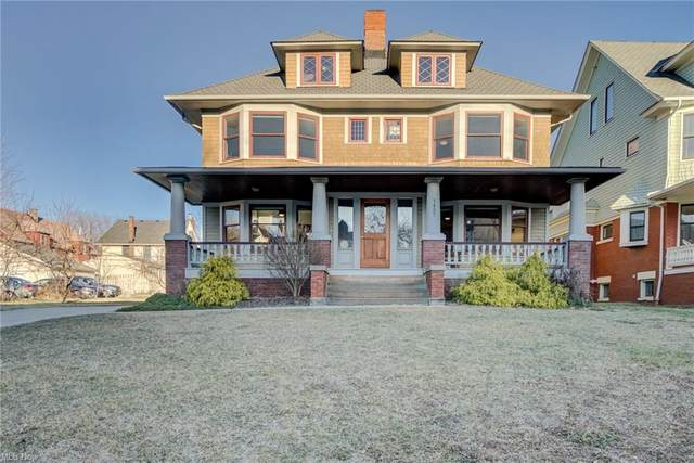 1457 E 105th Street, Cleveland, OH 44106 (MLS #4259511) :: The Art of Real Estate