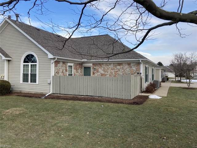 1146 N Jefferson Street U-D, Medina, OH 44256 (MLS #4259542) :: The Art of Real Estate