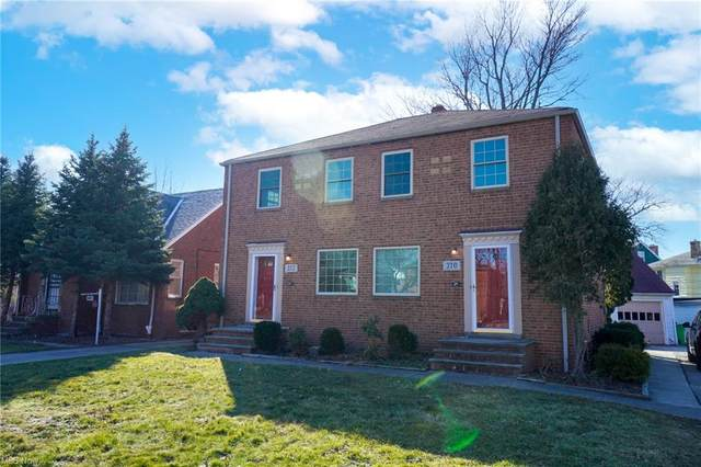 270 E 200th Street, Euclid, OH 44119 (MLS #4259655) :: RE/MAX Trends Realty