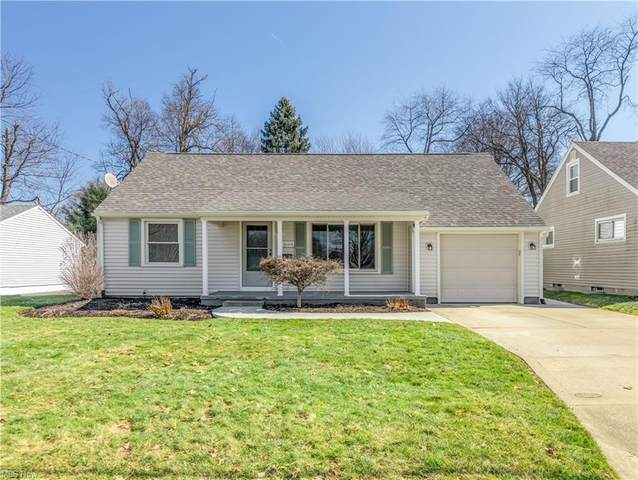 1368 Jonathan Avenue SW, North Canton, OH 44720 (MLS #4259754) :: Keller Williams Legacy Group Realty