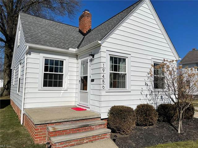 19456 Shoreland Avenue, Rocky River, OH 44116 (MLS #4259813) :: RE/MAX Edge Realty
