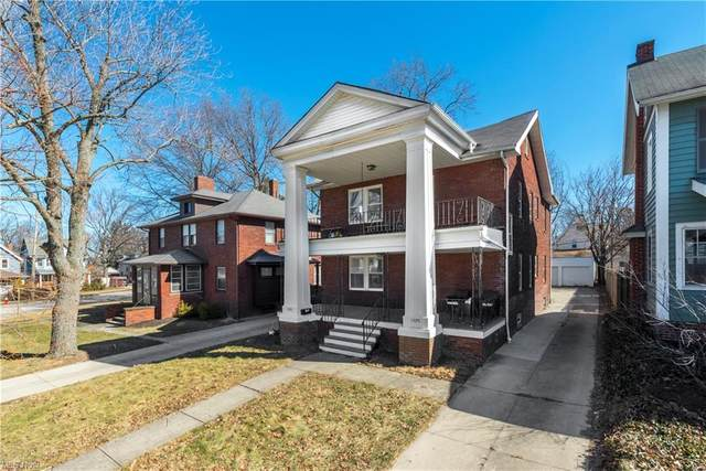 1593 Mars Avenue, Lakewood, OH 44107 (MLS #4259823) :: The Art of Real Estate