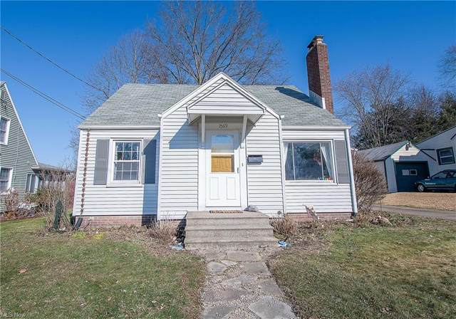 1569 24th Street NW, Canton, OH 44709 (MLS #4259825) :: Tammy Grogan and Associates at Cutler Real Estate